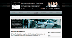 Preview of nottinghamexecutivechauffeurs.co.uk
